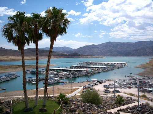 Lake Mead Boating