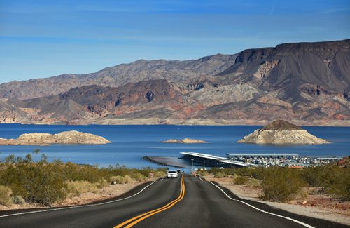 The Road to Lake Mead