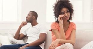 black couple broke up