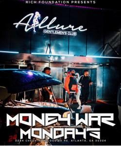 ATL - Allure ATL 11/5 @ Allure Atl |  |  |