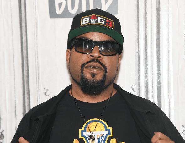 Ice Cube Talks Big3