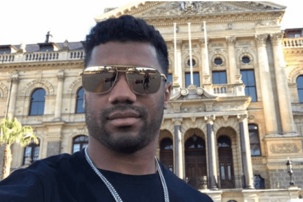 Russell Wilson Gifts team