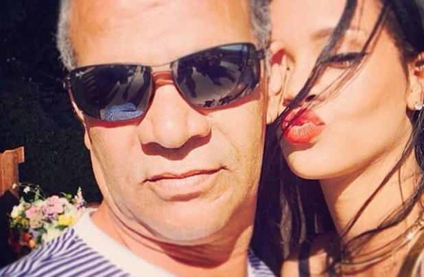 Rihanna's' Father Sued Again