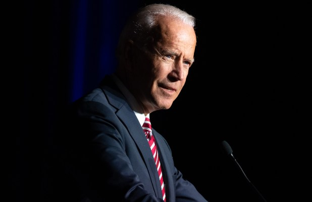 Joe Biden talks coronavirus