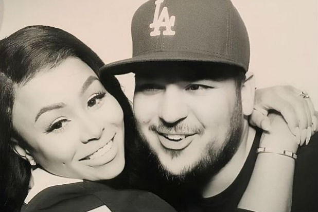 Rob Kardashian and Blac Chyna settle