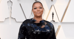 Queen Latifah Supports Jussie Smollett