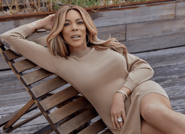 Wendy Williams Talks Kevin Hunter