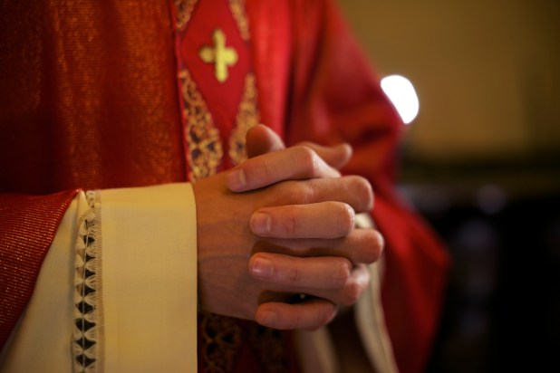 Catholic priest Sentenced