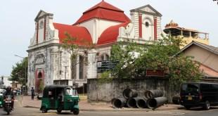 Sri Lanka Bombing