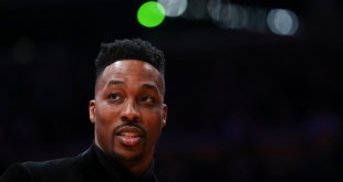 Dwight Howard reacts to lawsuit