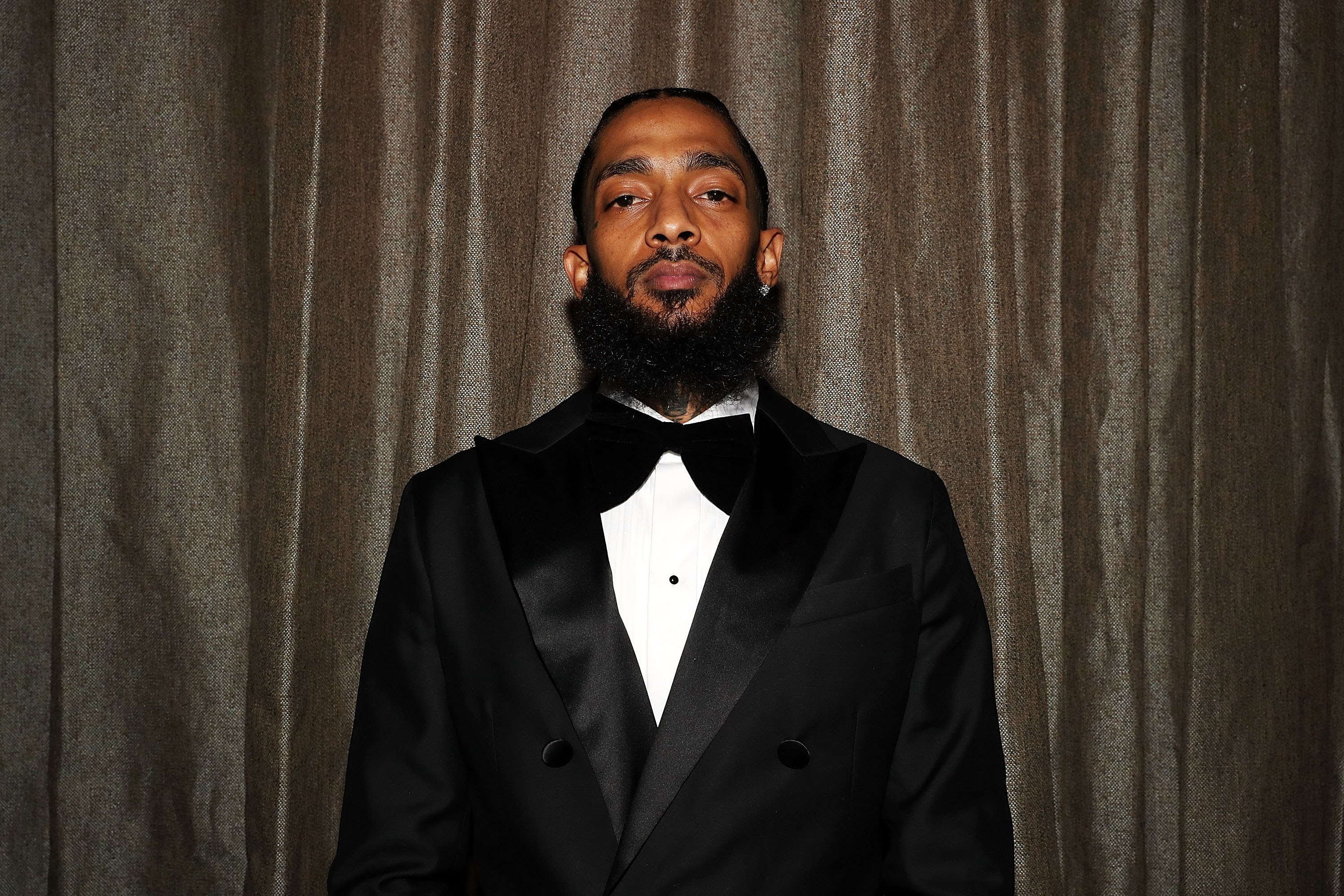 Nipsey Hussle's Brother Speaks