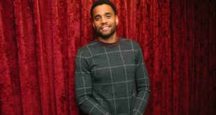 Michael Ealy Talks Busy Phillips