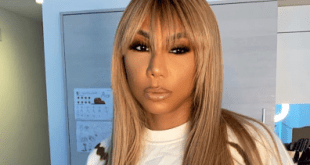 Tamar Braxton Opens Up About LIfe