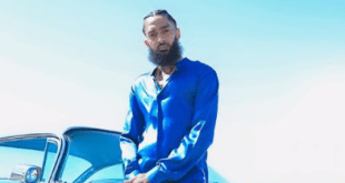 Nipsey Hussle's Family For Emani