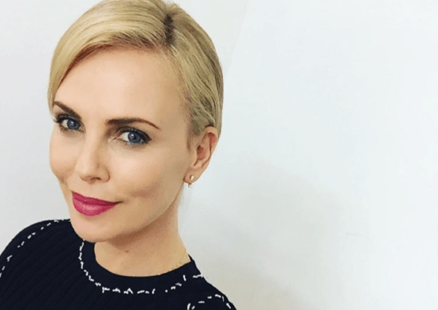 Charlize Theron says son is transgender