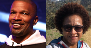 Wanda Sykes and Jamie Foxx For Jeffersons