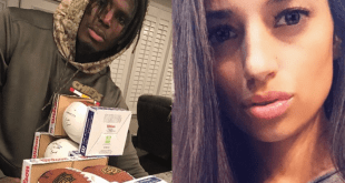 Tyreek Hill and Fiancee