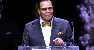 Louis Farrakhan banned from fb