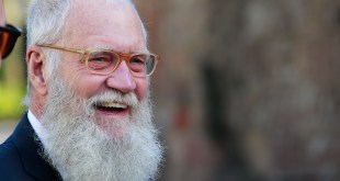 David Letterman talks Kanye