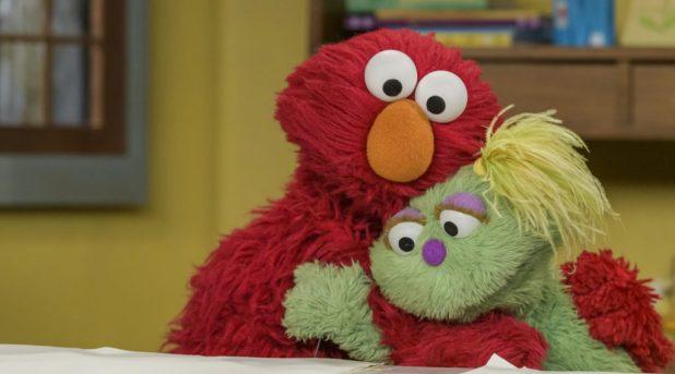 Kari Foster Care Muppet