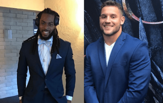 Richard Sherman Opens Up About Nick Bosa