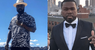 50 Cent vs Young Buck
