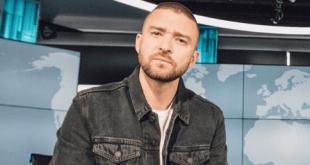 Justin Timberlake's Award