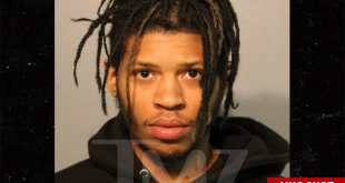 Bryshere Gray Arrested