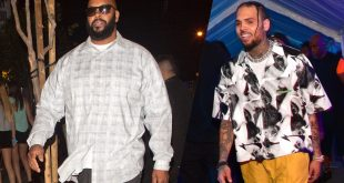 Chris Brown and Suge Dismissed