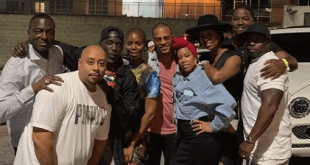 Ti and Central Park Five To End Mass imprisonment