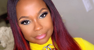 Phaedra Parks Talks RHOA