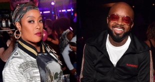 Jermaine Dupri and Da Brat