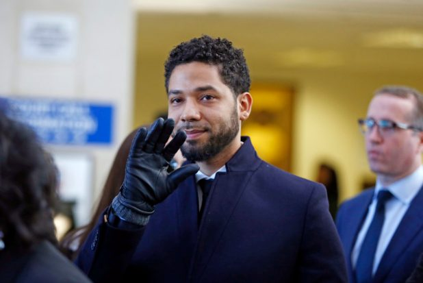 Jussie smollett threatens to sue