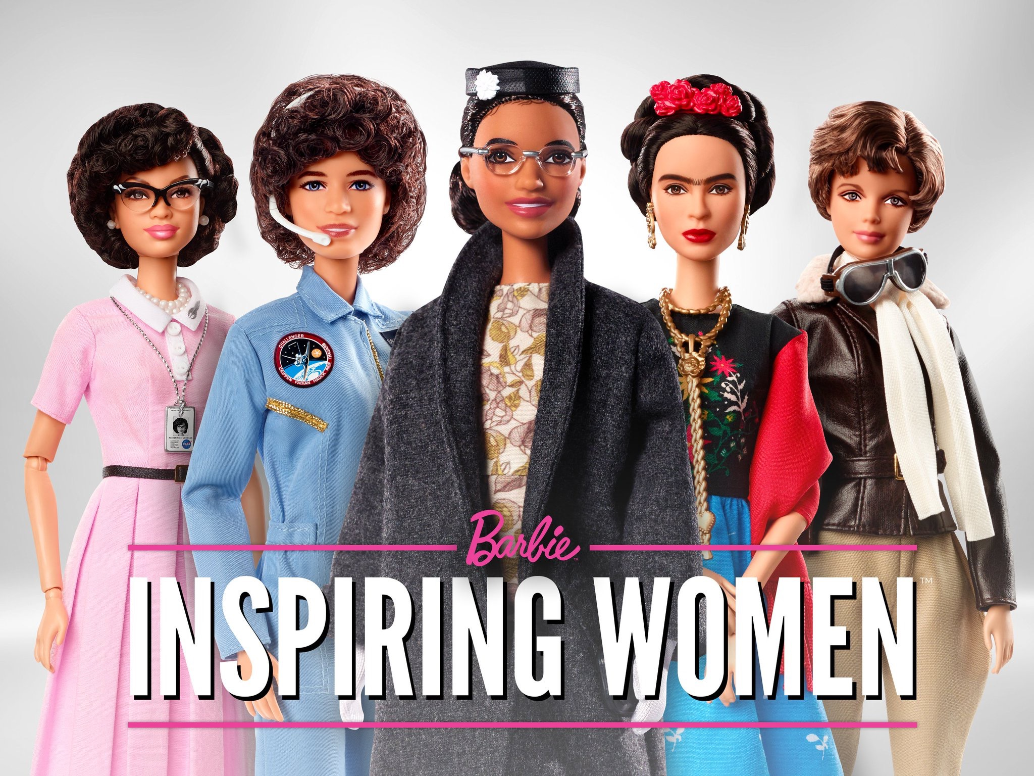 Mattel Unveils New Rosa Parks Doll In Honor Of Women's Equality Day