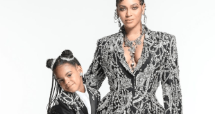 Blue Ivy Makes History