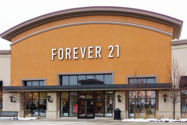 Forever 21 Bankruptcy