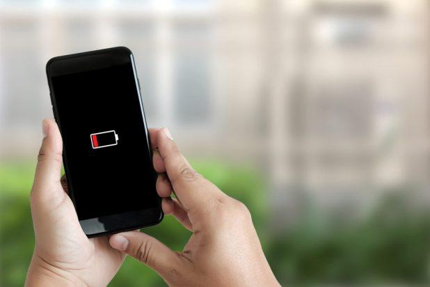 iPhone battery vs apple