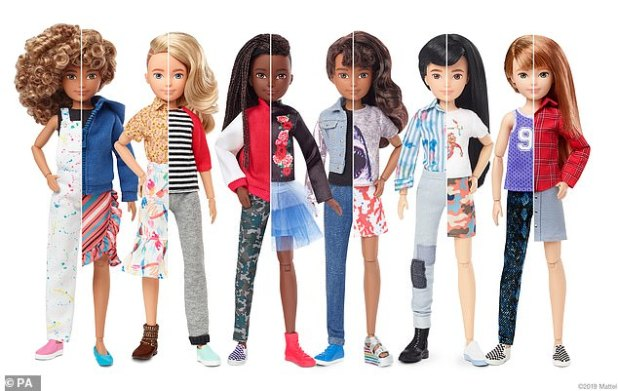 Mattel Barbie for Gender Neutral