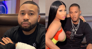 Akademiks and Nicki Minaj