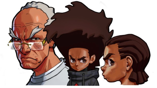 The Boondocks New