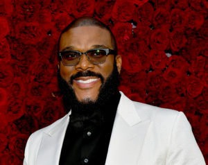 Tyler Perry Talks Opening Studio
