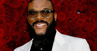 Tyler Perry New Honor