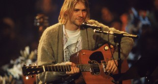 Kurt Cobain Auction