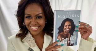Michelle obamas New Book