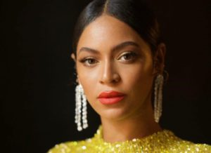 Beyonce Executive of the year