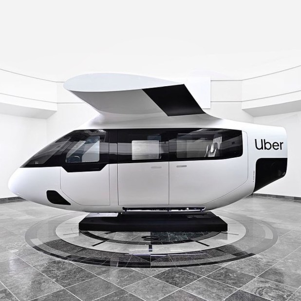Uber for Flying Taxi
