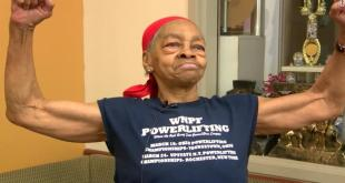 82 year old fights off intruder