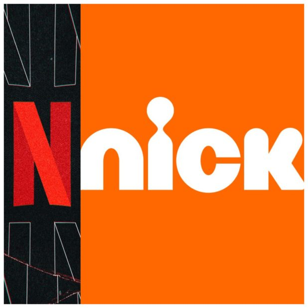 Nickelodeon and Netflix