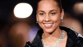 Alicia Keys for Grammys