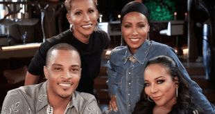 Red Table Talk with TI